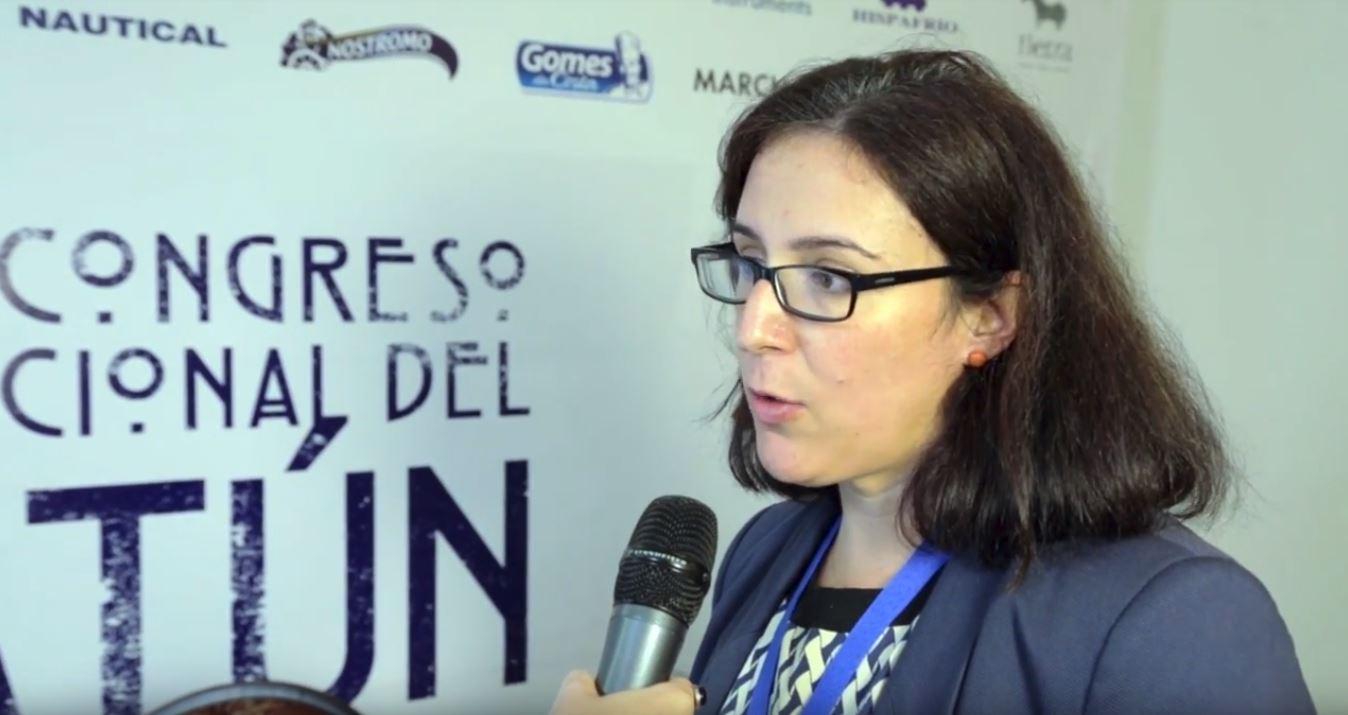 María Martínez-Herrera, Responsable de Comunicación ASEDAS - 14.11.16
